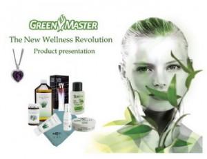Green Master презентация продукти