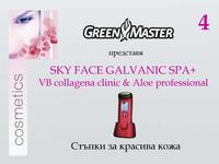 Sky Face Galvanic Spa+ Aloe proffesional